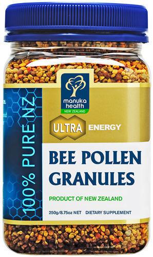 Manuka Health New Zealand Bee Pollen Granules (250g)