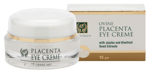 Nature's Beauty Ovine Placenta Eye Cream With Jojoba And Kiwifruit (15g)