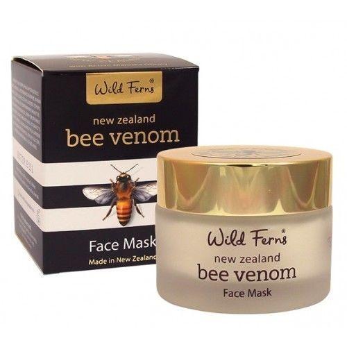 Wild Ferns Bee Venom Face Mask With Active Manuka Honey (50g)