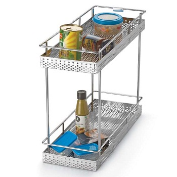 Double Pull Out Baskets