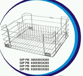 Plain Basket 03