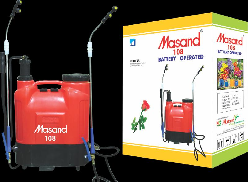 Masand 108 Knapsack Sprayer