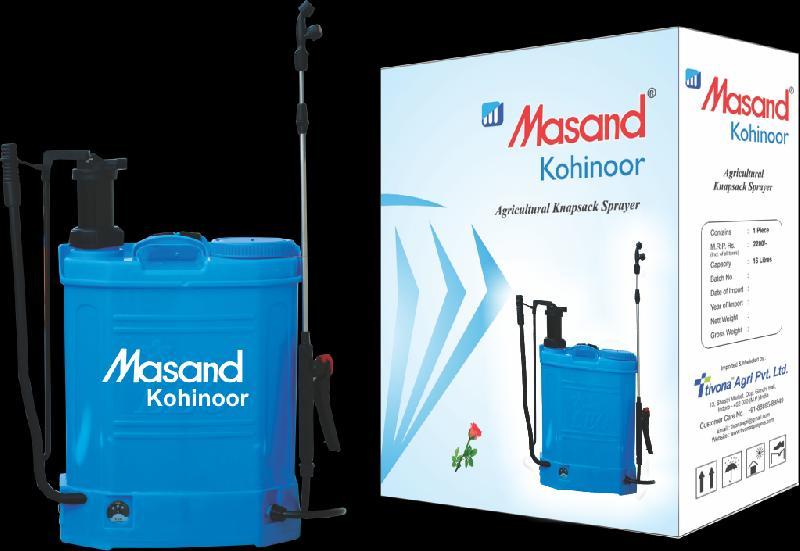 Masand Kohinoor Knapsack Sprayer