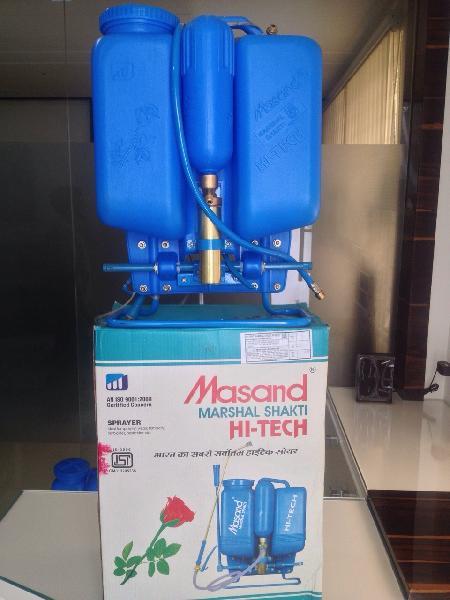 Masand Marshal Shakit Hi-Tech Knapsack Sprayer