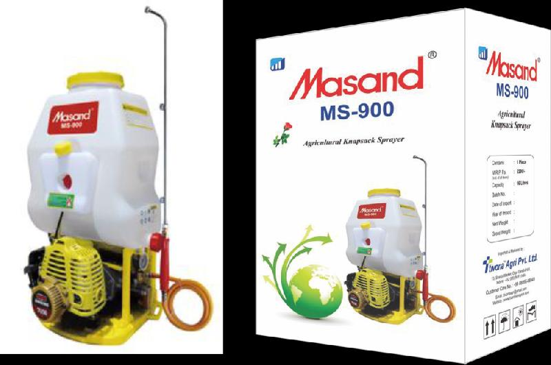 Masand MS-900 Power Sprayer