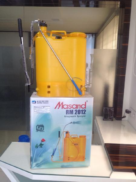 Masand RM 2012 Knapsack Sprayer (ISI)