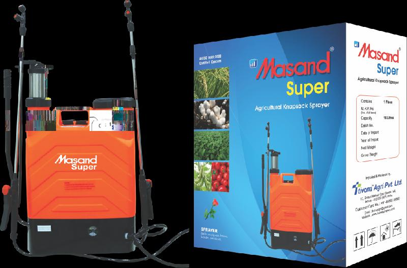 Masand Super Knapsack Sprayer