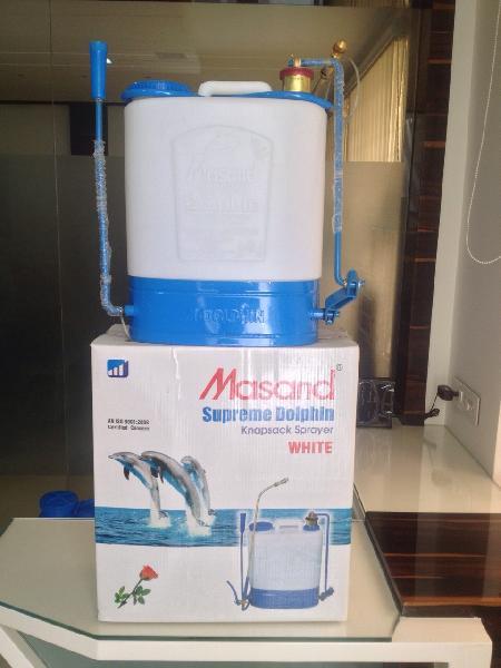 Masand Supreme Dolphin Knapsack Sprayer