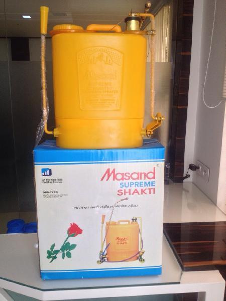 Masand Supreme Shakti Knapsack Sprayer