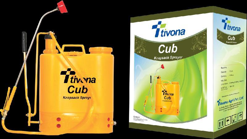Tivona Cub Knapsack Sprayer