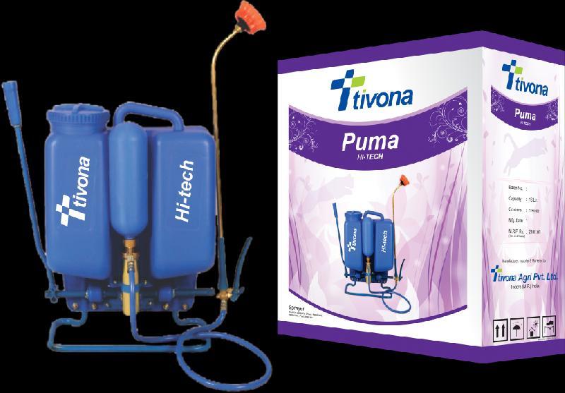 Tivona Puma Hi-Tech Knapsack Sprayer