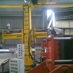Motorized Tilting Ladle