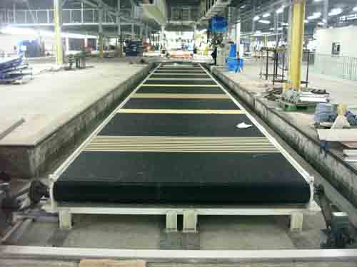 Plastic Chain Conveyor System