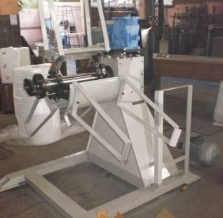 Power Press Automation Decoiler