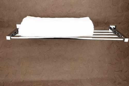 Brass Towel Rack 01