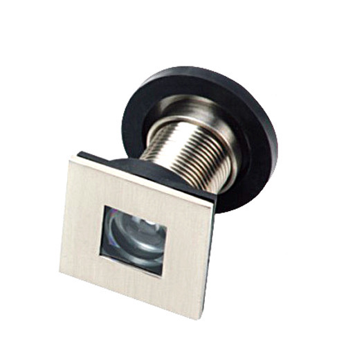 Brass Square Door Eye