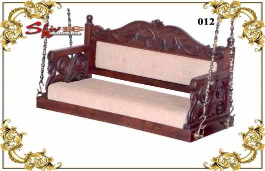 012 Wooden Swing Setter