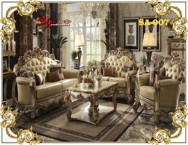 SA-007 Designer Sofa Set