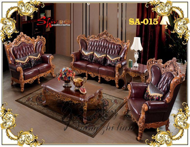 SA-015 Designer Sofa Set