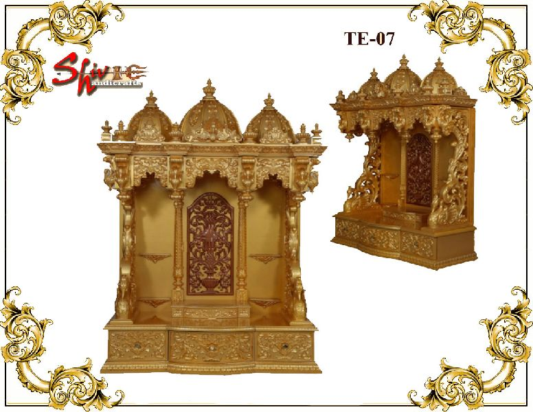 TE-07 Wooden Temple
