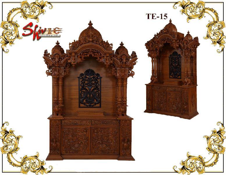 TE-15 Wooden Temple