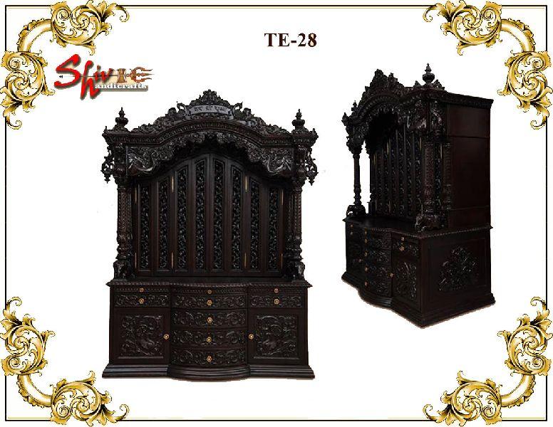 TE-28 Wooden Temple