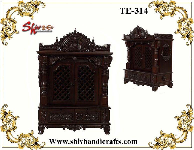 TE-314  Wooden Temple