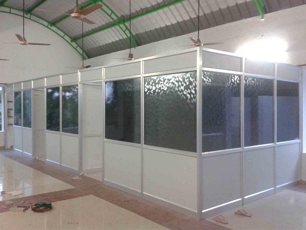 Aluminium Office Cabins : Modular pvc furniture manufacturer upvc sliding windows