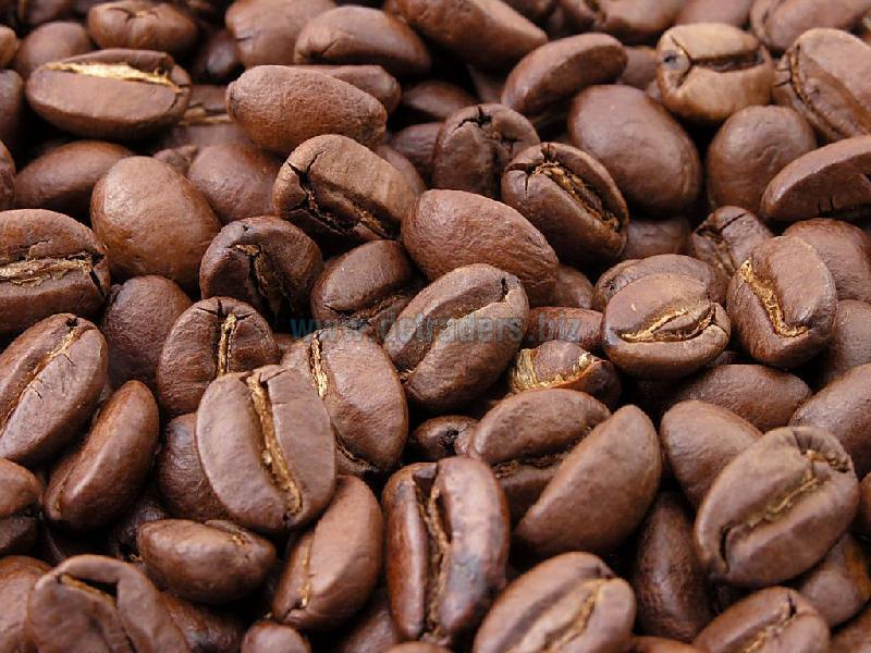 Dry Coffee Beans