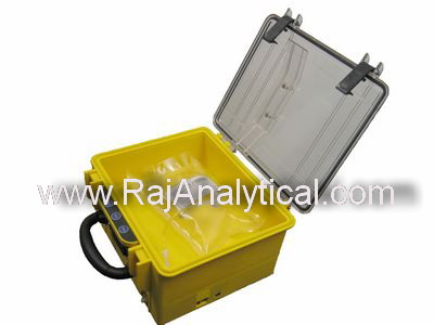 Vacuum Air Sampling Box