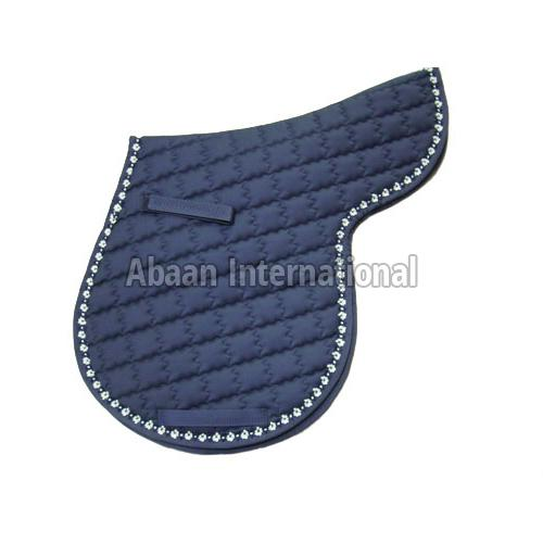 Horse Diamante Saddle Pads
