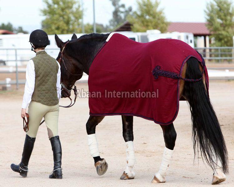 Horse Fleece Rugs