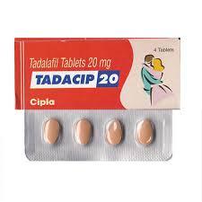 Tadacip 20 Tablets
