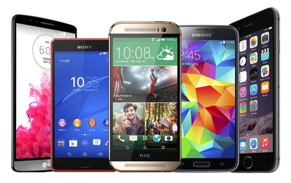 Branded Smartphones
