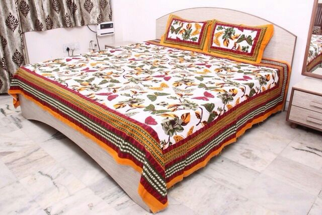 Printed Bed Sheet 01