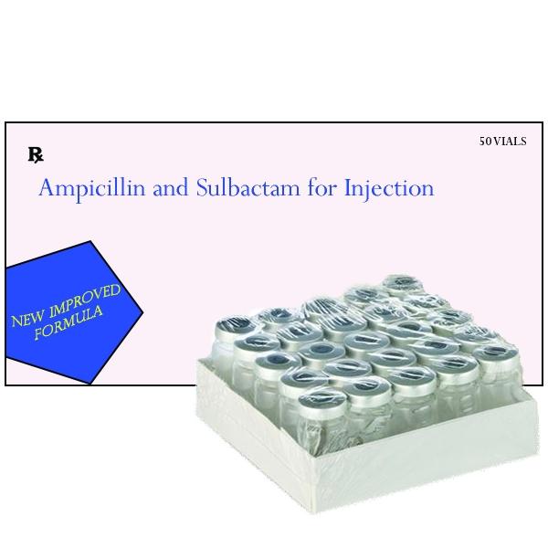Ampicillin and Sulbactam Injection