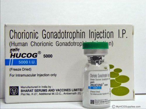 Hucog 5000 Injection
