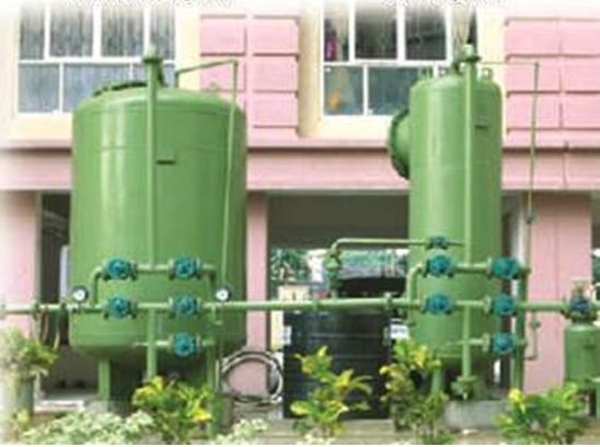 Industrial and Domestic Water Softener