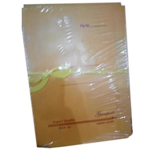 Cardboard Record Files