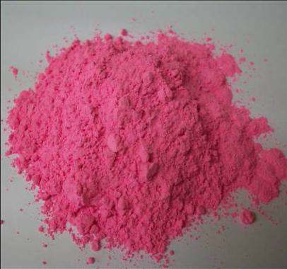 Pink Fluorescent Pigment Powder
