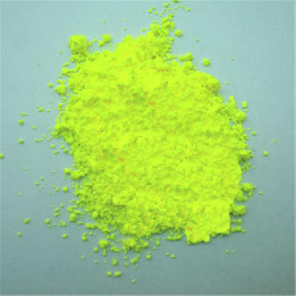 Yellow Fluorescent Pigment Powder