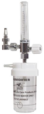 Metal BPC Flowmeter