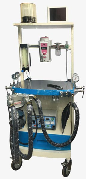 MNLCP Systema 14 Anaesthesia Machine
