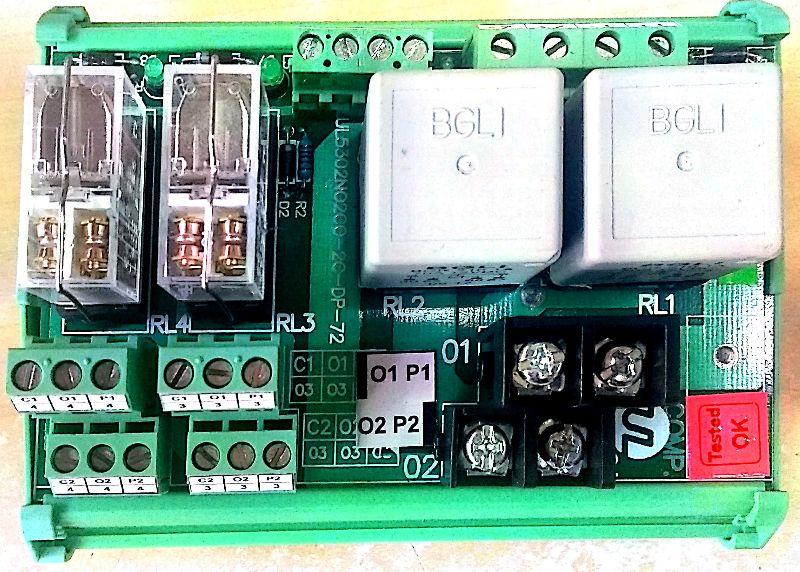 Generator Relay Card