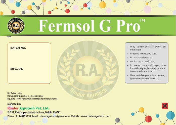 Fermsol G Pro