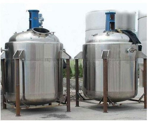 Limpeted Pressure Vessel