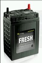 Amaron Fresh Batteries