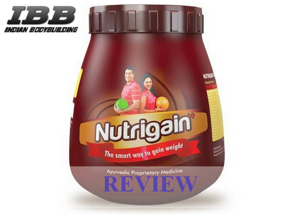 Nutrigain Weight Gain Powder