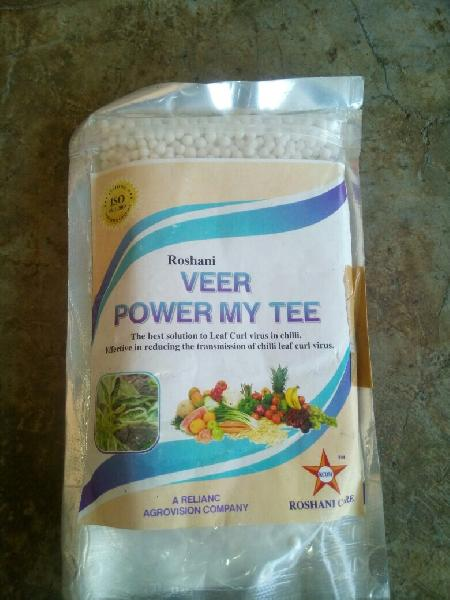 Roshani Veer Power My Tee Organic Extract 02