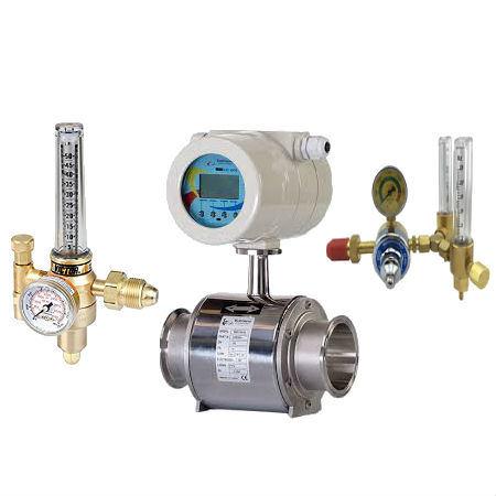Flow Meter  Regulator
